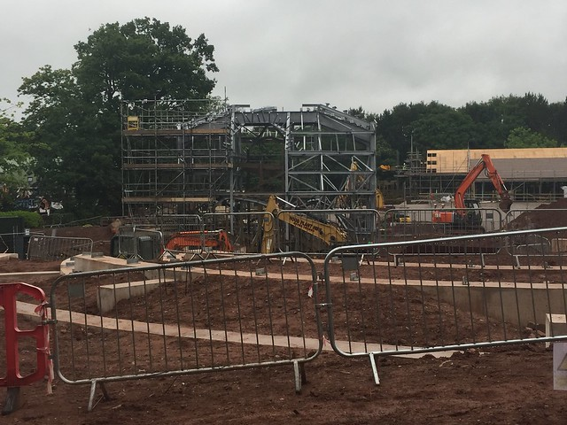 SW8 Construction Site - 15th July 2017