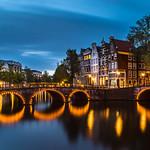 Leidsegraght Canal Bridge, Amsterdam thumbnail