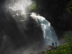 Krimml Waterfalls (Ostseeleuchte) Tags: krimmlerwasserfälle krimmlwaterfalls austria österreich alpen alps 4kmwasserfallweg diverseaussichtspunkte fünfthöchstenwasserfällederwelt krimml nationalparkhohetauern 2017