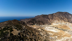 Nisyros Volcanic Island (thomasgreen92) Tags: volcano volcanic island blue sky beautiful sun clear sony sonya7 landscape photography greece greek photo image camera