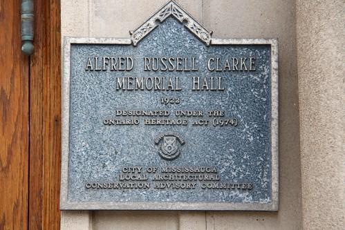 Clark Memorial Hall (Mississauga, Ontario)