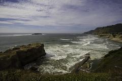 Otter Rock (blinked) Tags: oregoncoast fog foggy misty ocean westcoast pacificnorthwest pacnw
