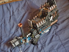 SHIPtember WIP (Day 5 1/2) (W. Navarre) Tags: lego ship shiptember wip poor picture