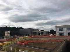 Building Progress September 2017 3