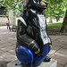 The Big Sleuth Trail 2017 - 04  Harley, The Original Bear's Angel