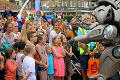 FUNK6682 (Graham Ó Síodhacháin) Tags: broadstairswatergala 2017 broadstairs watergala titantherobot creativecommons