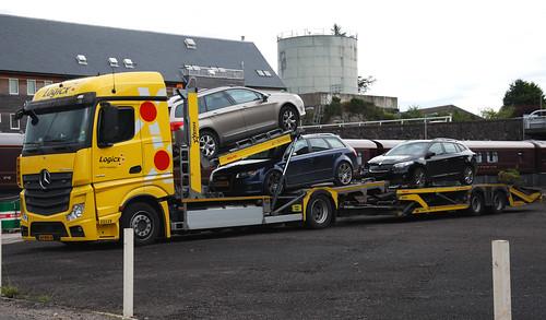 Mercedes Actros 194Z