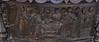 Hildesheim, Niedersachsen, Kirche zum heilgen Kreuz, baptismal font, cuppa, detail (groenling) Tags: hildesheim niedersachsen deutschland germany hi de kirchezumheilgenkreuz kreuzkirche heiligkreuzkirche font taufe taufbecken baptismalfont pelckinck cuppa bronze metal metall baptism