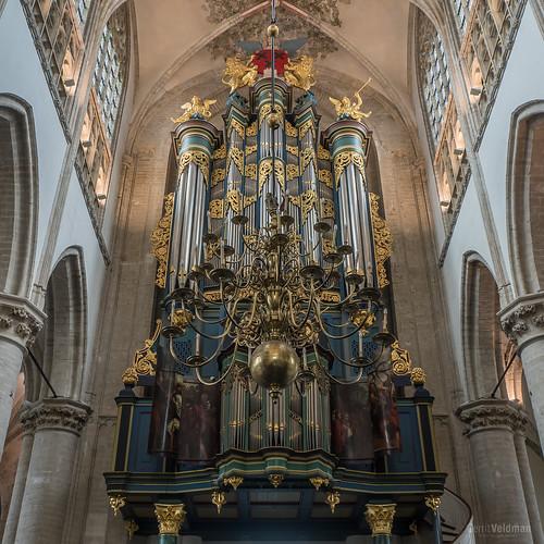 Flentrop-orgel, Grote Kerk Breda