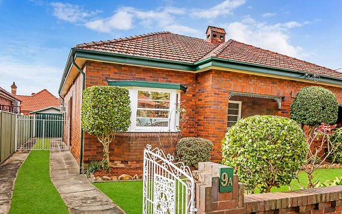 9A Rowley St, Burwood NSW 2134