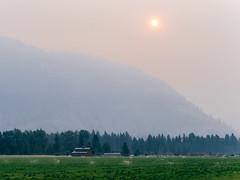 Smoky Sunrise (Pedalhead'71) Tags: winthrop washington unitedstates us methowvalley landscape