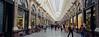 Galeries Royales Saint-Hubert (Steve only) Tags: hasselblad xpan 445 454 45mm f4 rangefinder kodak gold 200 gb200 film epson gtx970 v750 peopleinthecity snap landscape galeriesroyalessainthubert brussels belgium