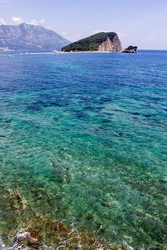Montenegro - June 2016: Budva