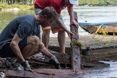 Old Docks Cleanup 2017 (jackslakephotos) Tags: canada cottage cottagecountry evc foca jacksonlake jacksonlakeassociation ontario placement frances lake lakes sarah