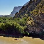 Canoeing Down The Rio Grande (Big Bend National Park) thumbnail