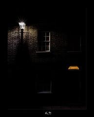 No.15 (Paul Cronin 1) Tags: night eerie gaslight lowlight atmosphere canon architecture victorianlondon no15 centrallondon london 5ds