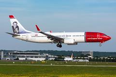 EI-FHZ - Norwegian Air International - Boeing 737-8JP(WL) (5B-DUS) Tags: eifhz norwegian air international boeing 7378jpwl 737800 b738 dus eddl airport dusseldorf düsseldorf airplane aircraft aviation flughafen flugzeug planespotting plane spotting