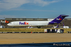 N482FE FedEx | Boeing 727-227 (A)(F) | Memphis International Airport (M.J. Scanlon) Tags: n482fe federalexpress fedex boeing727227af boeing 727 727200 727200f braniff braniffinternationalairways bia n458bn memphis tennessee memphisinternationalairport mem airport aviation scanlon fly flight aircraft airplane airliner jet jetliner hangar photo photography photographer photograph picture capture digital