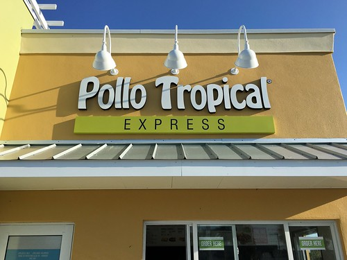 Pollo Tropical Express