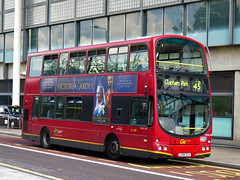 London Central WVL268 (LX06ECA) - 02-09-17 (peter_b2008) Tags: goaheadgroup goaheadlondoncentral volvo b7tl wright eclipsegemini wvl268 lx06eca buses coaches transport buspictures