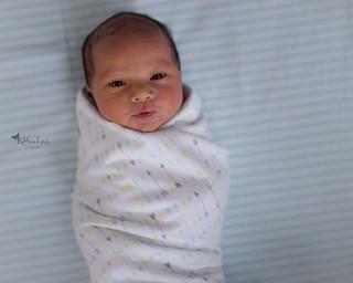 Noah my brand new Grandson