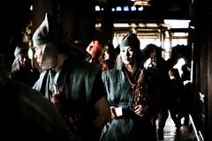 Tenphosyur1 (Ka-merameha) Tags: people god event temple shrine power kyoto japan street