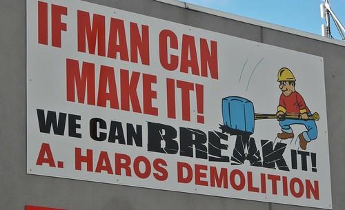 Demolition Promo