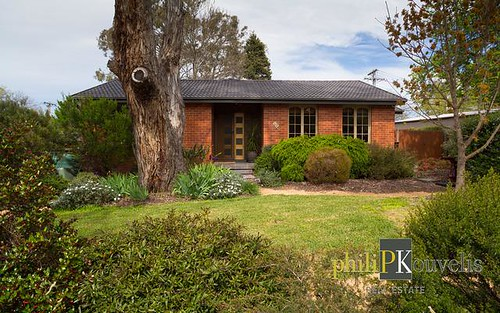 62 Waller Crescent, Campbell ACT
