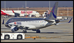 Air Costa Embraer EMB170 VT-LNR Bangalore (BLR/VOBL) (Aiel) Tags: aircosta embraer emb170 vtlnr bangalore canon60d tamron70300vc bengaluru
