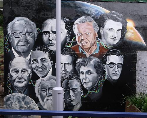 Heroes' Wall Mural