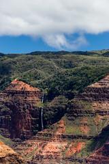 Waipo'o Falls, Kauai (blake_r35) Tags: hawaii kauai waimea canyon waimeacanyon