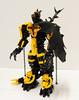 Zethlin Bringer of the Apocalypse (Ben Cossy) Tags: lego cossy ben biogram biotube bionicle moc afol mocist mocer mocpages makuta