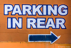 Parking Sign #0243 (www.karltonhuberphotography.com) Tags: 2017 blockwall citystreets karltonhuber outdoors parkingsign santaana sign signage southerncalifornia streetphotography urban vivid