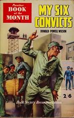 Panther 624 (Boy de Haas) Tags: vintage paperbacks vintagepaperbacks 1950s fifties