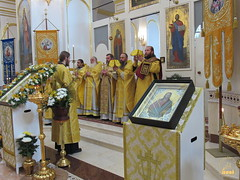 16. Престольный праздник в Кармазиновке
