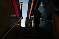 Evening in New York, September 2017 (corebasis) Tags: newyorkcity manhattan leicaq
