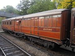 IMG_7657 - LNER Brake Third Carriage 24506 (SVREnthusiast) Tags: severnvalleyrailway svr severnvalley severn valley railway autumngala2017