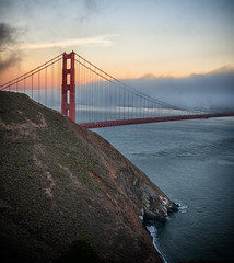 Some old bridge.. (Tall Guy) Tags: tallguy usa america sanfrancisco goldengatebridge bridge