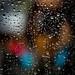 rain again (auntneecey) Tags: rain raindrops mirror 365the2017edition 3652017 day262365 19sep17 abstract