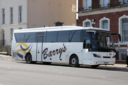 Barry's HF66 HVY