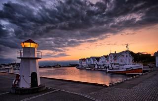 Åkrehamn, Norway