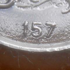 157 (Navi-Gator) Tags: number 157 odd coffee 157doy 157cd 157yb 157ino