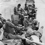 Vietnam War 1968 - US Troops on Convoy  before Operation Pegasus thumbnail
