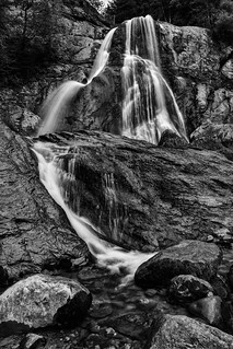 La cascade du Dard
