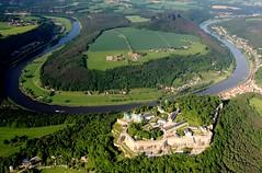 Festung Königstein (michaelschneider17) Tags: sachsen deutschland elbsandsteingebirge