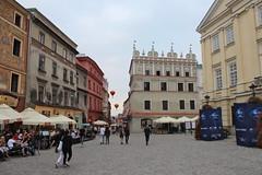 Rynek square, Lublin (Timon91) Tags: poland polen polska rzeczpospolita польща