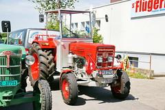 Hürlimann T6200 30.7.2017 1952 (orangevolvobusdriver4u) Tags: 2017 archiv2017 traktor tractor tracteur klassik classic vintage oldtimer bleienbach schweiz suisse switzerland bleienbach2017 hürlimannswitzerland hürlimann huerlimann hürlimannt6200 t6200
