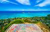 Lanikai Beach Hawaii (meeyak) Tags: pillbox hike hiking landscape lanikai lanikaibeach oahu hawaii paradise island 808 meeyak nikon d800 outdoors travel vacation adventure summer warm hot view blue aqua tropical