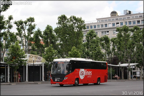 Scania Touring - Isilines