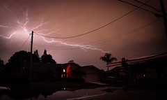 lightning Cape Coral 2017 summer (CurtPeer Photo) Tags: